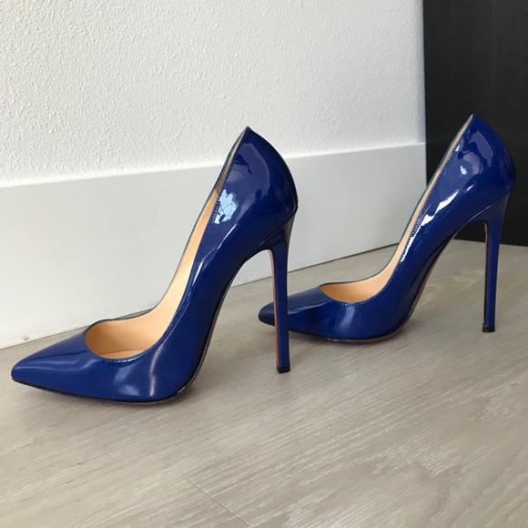 Pigalle Blue Pumps